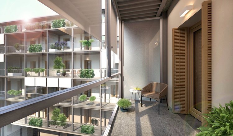 Coventidue cohousing for Coworking navigli