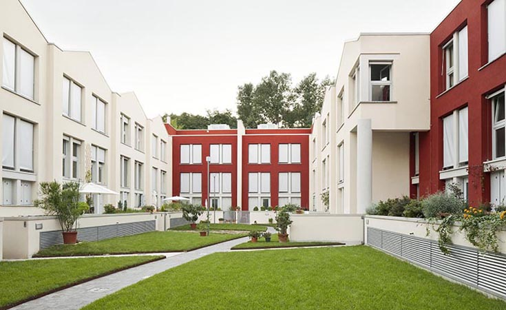 urban village bovisa cohousing